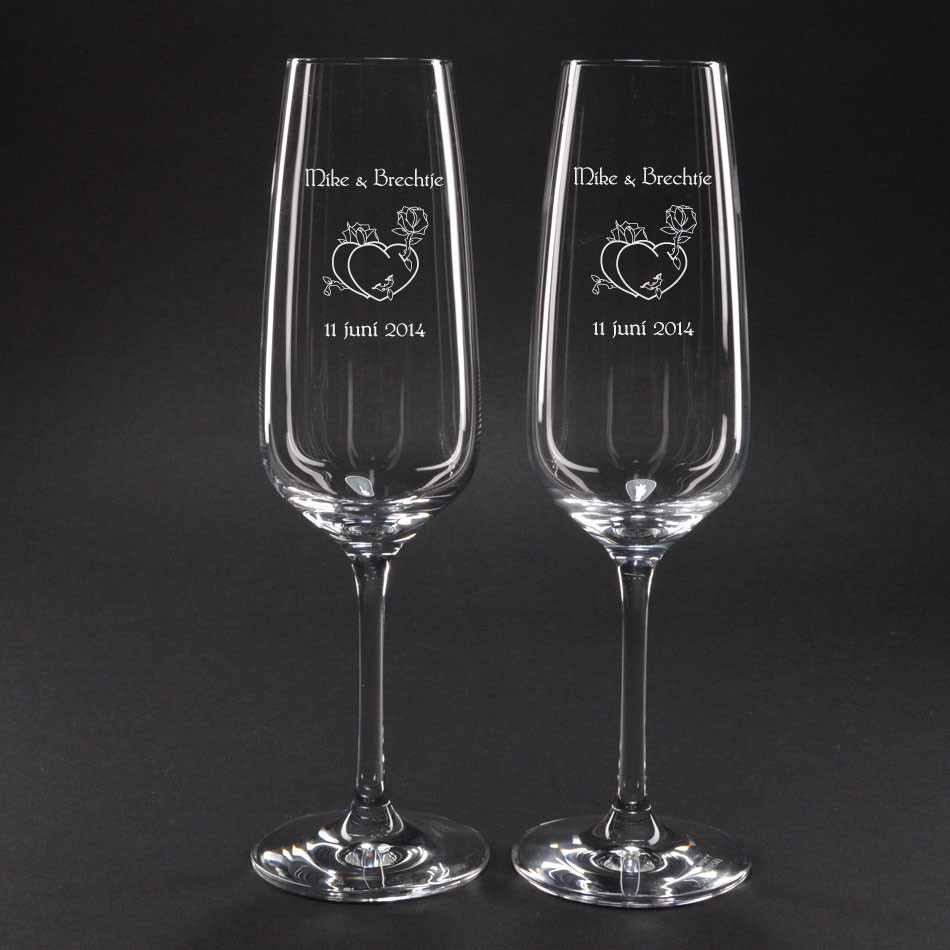 Champagneglazen schott zwiesel taste glasgraveren de