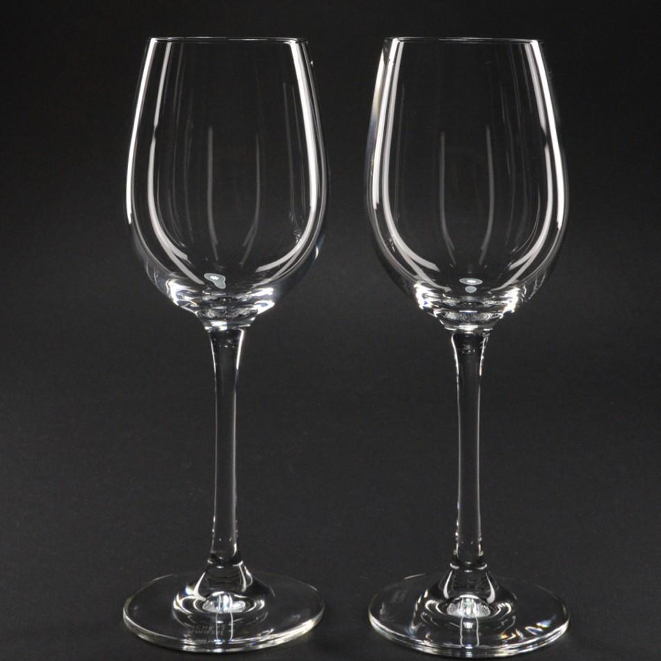 Set Witte Wijnglazen Kristal Classico Schott Zwiesel Glas