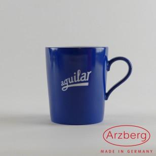 Porseleinen beker blauw Tric Arzberg