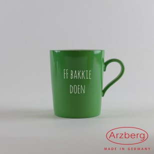 Porseleinen beker groen Tric Arzberg